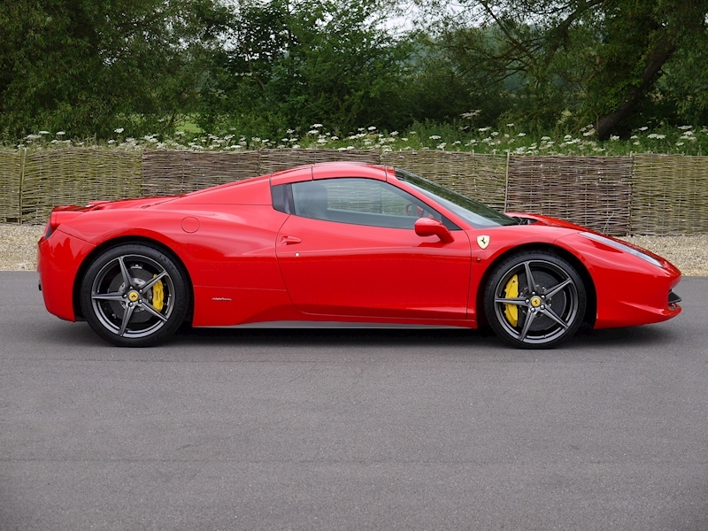 Ferrari 458 Spider - Large 34