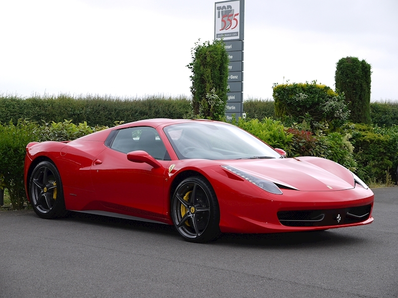 Ferrari 458 Spider - Large 35