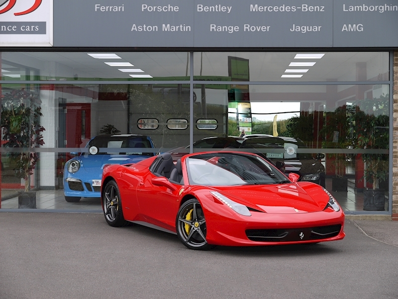 Ferrari 458 Spider - Large 36