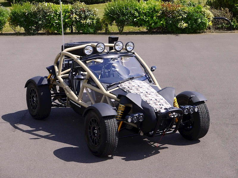 Ariel Nomad Unknown