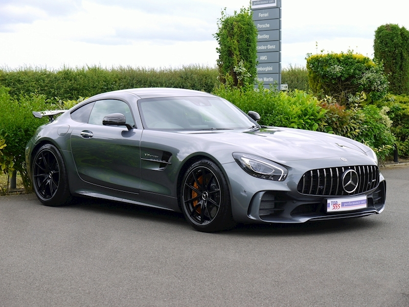 Mercedes AMG GT R (Saving On List Price) - Large 23