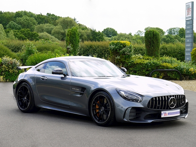 Mercedes AMG GT R (Saving On List Price) - Large 36