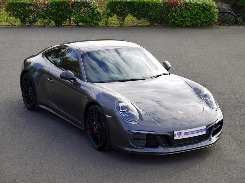 Porsche 911 (991.2) Carrera 4 GTS 3.0 Coupe PDK - SportDesign Package - Large 0