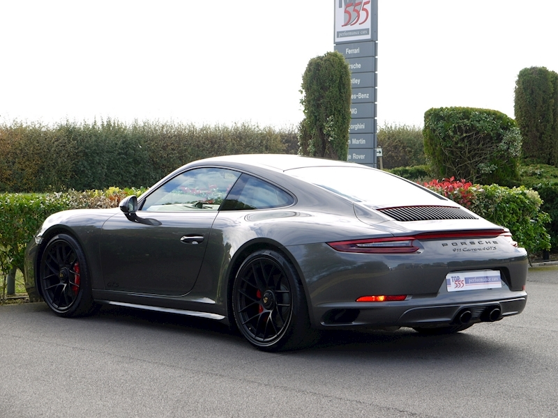 Porsche 911 (991.2) Carrera 4 GTS 3.0 Coupe PDK - SportDesign Package - Large 9