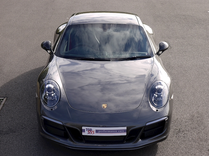 Porsche 911 (991.2) Carrera 4 GTS 3.0 Coupe PDK - SportDesign Package - Large 18