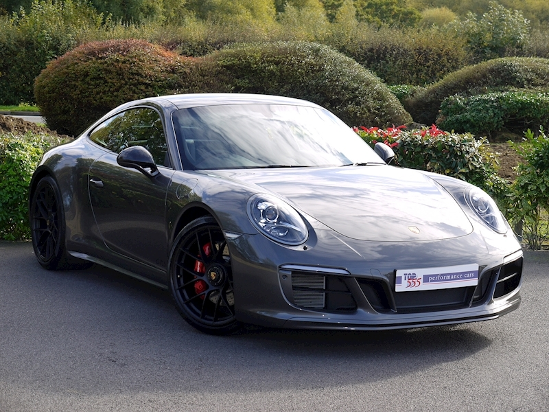 Porsche 911 (991.2) Carrera 4 GTS 3.0 Coupe PDK - SportDesign Package - Large 22