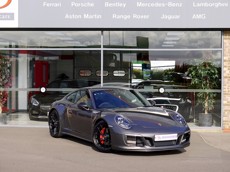 Porsche 911 (991.2) Carrera 4 GTS 3.0 Coupe PDK - SportDesign Package - Large 30