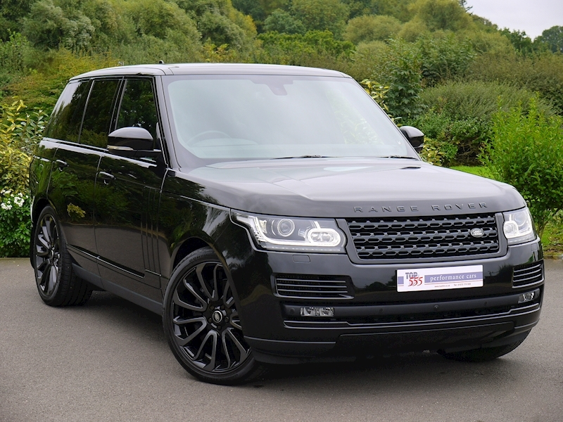 Land Rover Range Rover 4.4 SDV8 Autobiography with Black Design Pack - Large 0