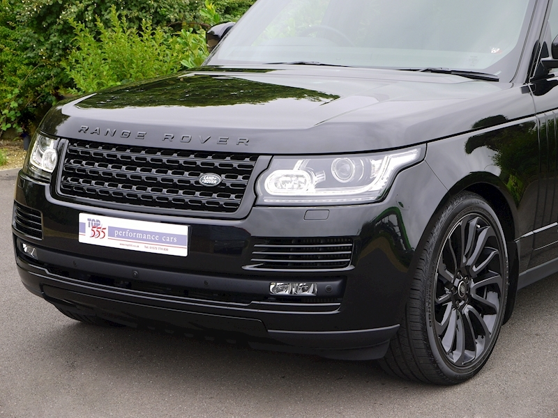 Land Rover Range Rover 4.4 SDV8 Autobiography with Black Design Pack - Large 14
