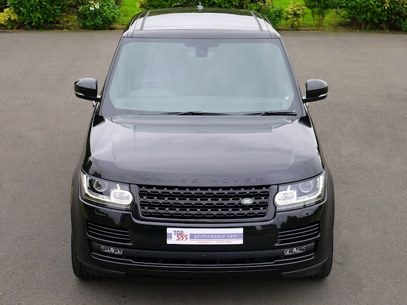Land Rover Range Rover 4.4 SDV8 Autobiography with Black Design Pack - Large 18