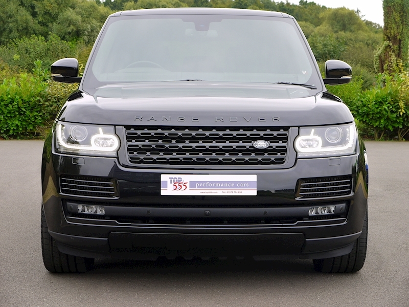 Land Rover Range Rover 4.4 SDV8 Autobiography with Black Design Pack - Large 19