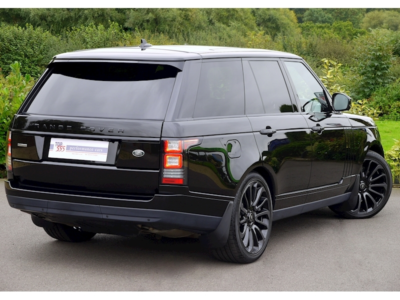 Land Rover Range Rover 4.4 SDV8 Autobiography with Black Design Pack - Large 20