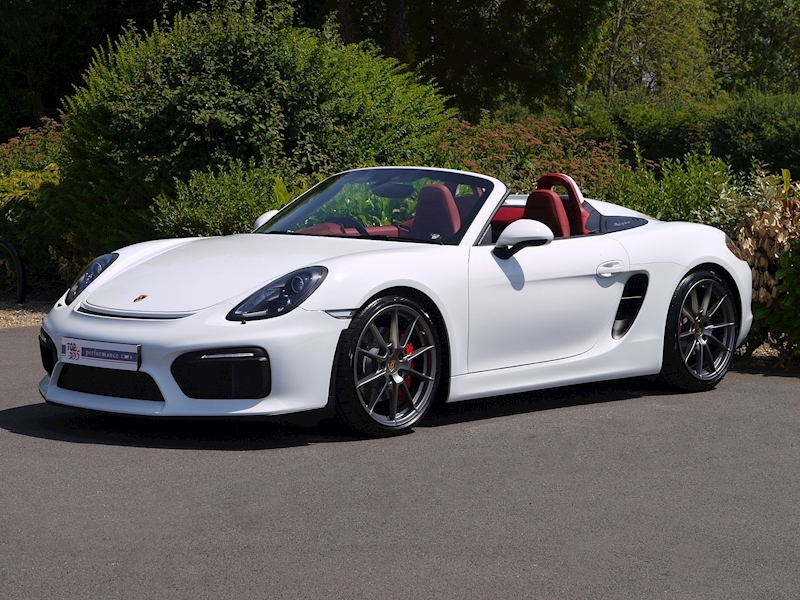 Porsche Boxster Spyder (981) 3.8 Manual - Large 23