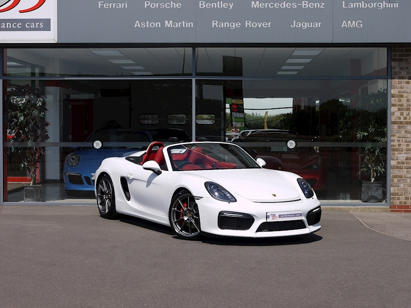 Porsche Boxster Spyder (981) 3.8 Manual - Large 37
