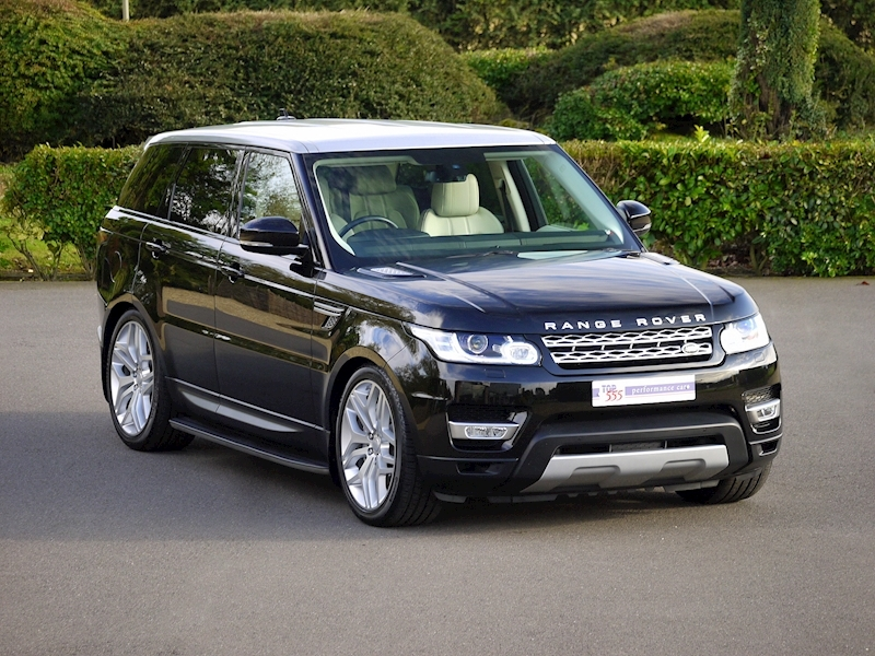 Land Rover Range Rover Sport 3.0 SDV6 HSE - Large 0