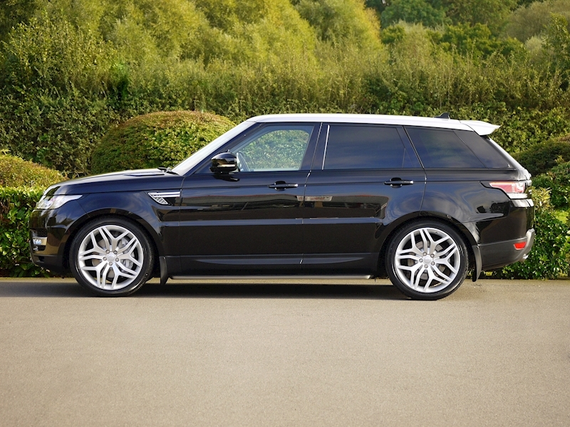 Land Rover Range Rover Sport 3.0 SDV6 HSE - Large 4