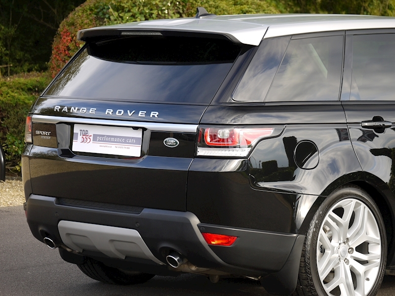Land Rover Range Rover Sport 3.0 SDV6 HSE - Large 9