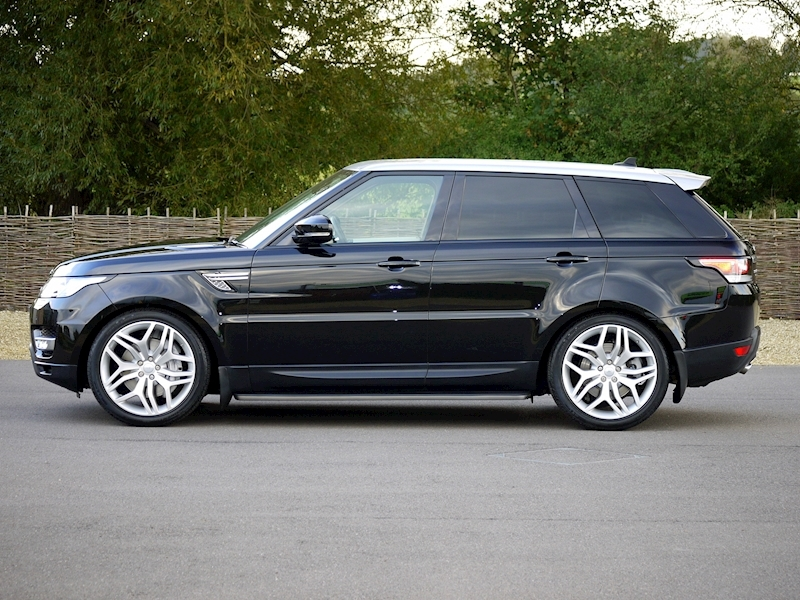 Land Rover Range Rover Sport 3.0 SDV6 HSE - Large 17
