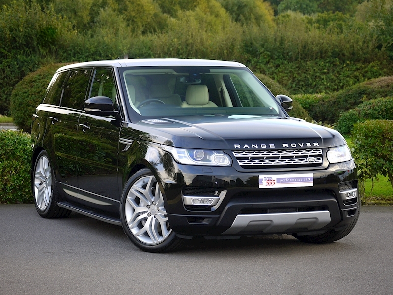 Land Rover Range Rover Sport 3.0 SDV6 HSE - Large 20