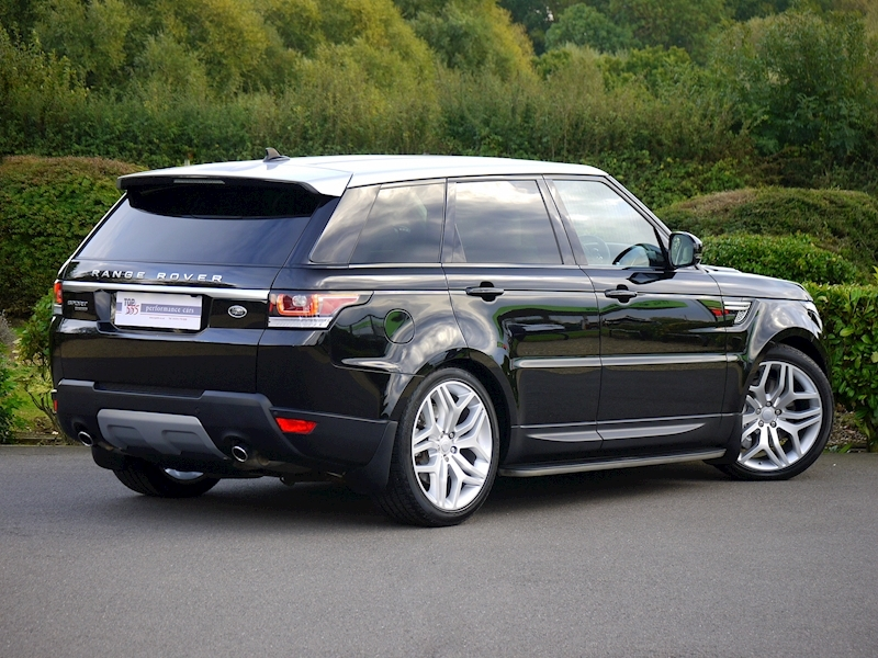 Land Rover Range Rover Sport 3.0 SDV6 HSE - Large 21