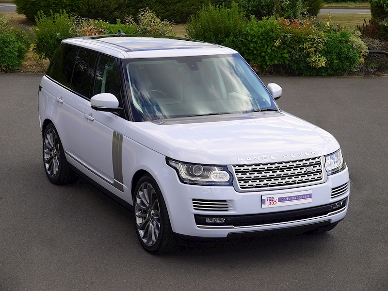 Land Rover Range Rover 5.0 V8 Autobiography - Large 0