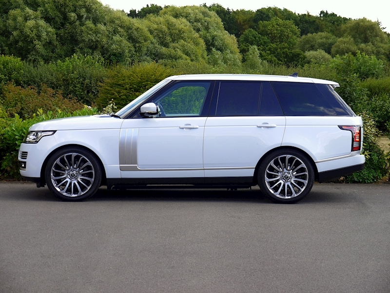 Land Rover Range Rover 5.0 V8 Autobiography - Large 2