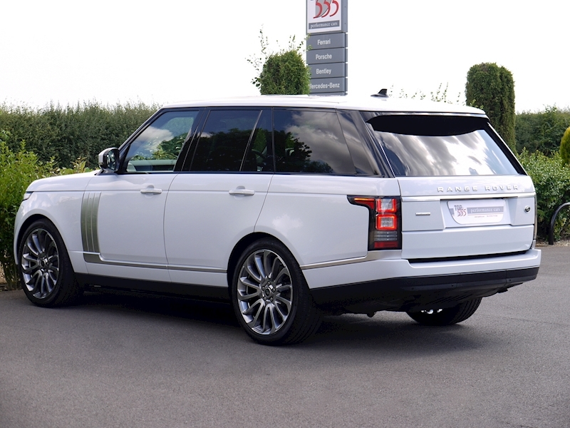 Land Rover Range Rover 5.0 V8 Autobiography - Large 8