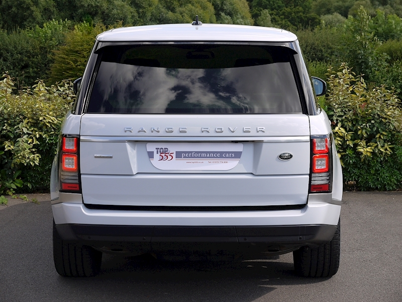 Land Rover Range Rover 5.0 V8 Autobiography - Large 9