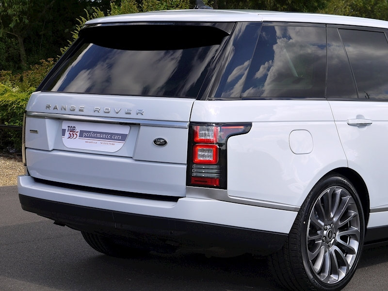 Land Rover Range Rover 5.0 V8 Autobiography - Large 10