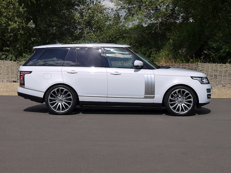 Land Rover Range Rover 5.0 V8 Autobiography - Large 13