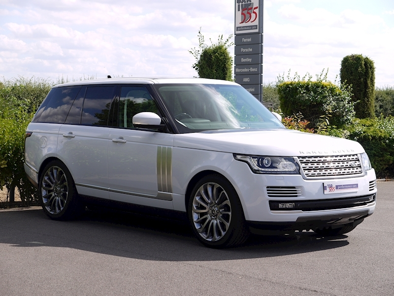 Land Rover Range Rover 5.0 V8 Autobiography - Large 14