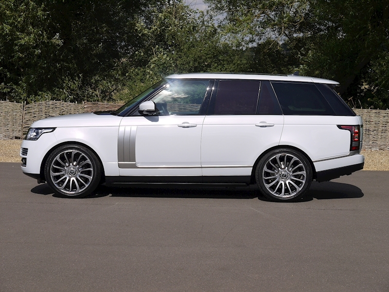 Land Rover Range Rover 5.0 V8 Autobiography - Large 17