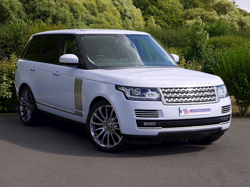 Land Rover Range Rover 5.0 V8 Autobiography - Large 18