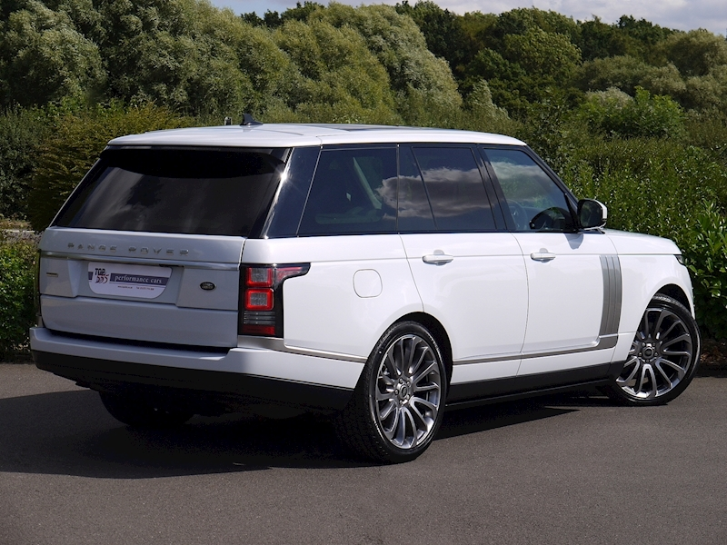 Land Rover Range Rover 5.0 V8 Autobiography - Large 19