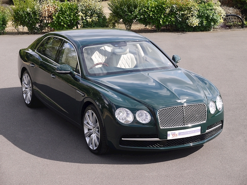 Bentley Flying Spur Mulliner W12 - Large 0