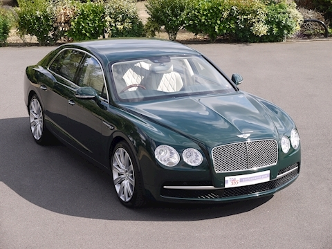 Bentley Flying Spur Mulliner W12