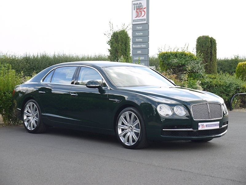 Bentley Flying Spur Mulliner W12 - Large 17