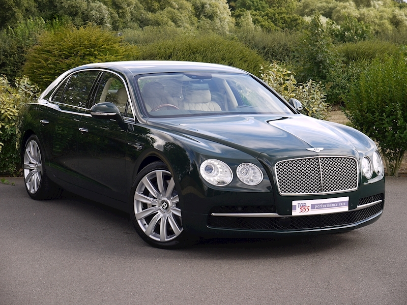 Bentley Flying Spur Mulliner W12 - Large 23