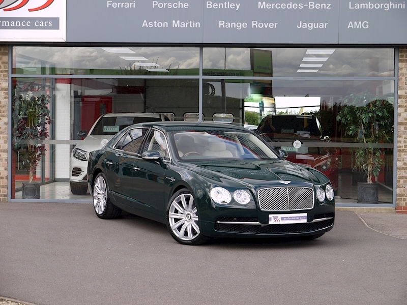 Bentley Flying Spur Mulliner W12 - Large 34