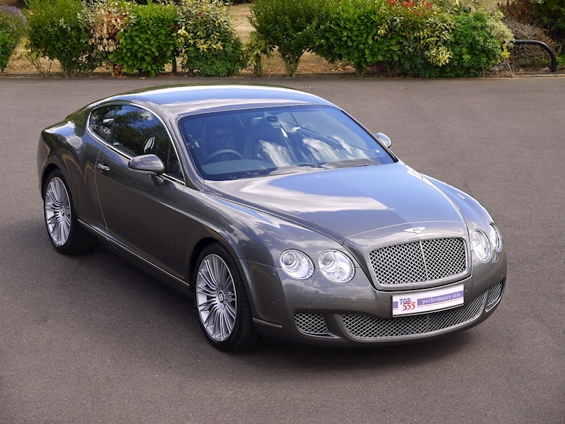 Bentley Continental GT 6.0 Speed - Large 0