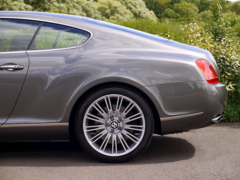 Bentley Continental GT 6.0 Speed - Large 4