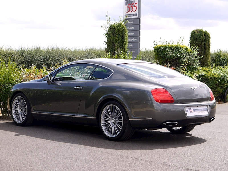 Bentley Continental GT 6.0 Speed - Large 9