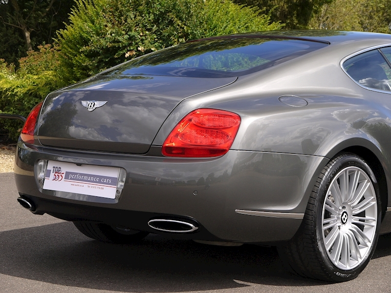 Bentley Continental GT 6.0 Speed - Large 10