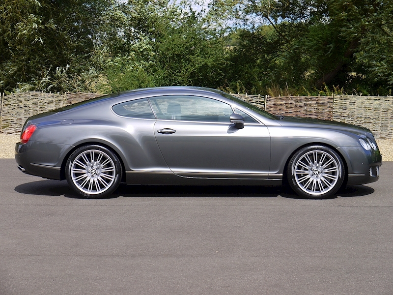 Bentley Continental GT 6.0 Speed - Large 13