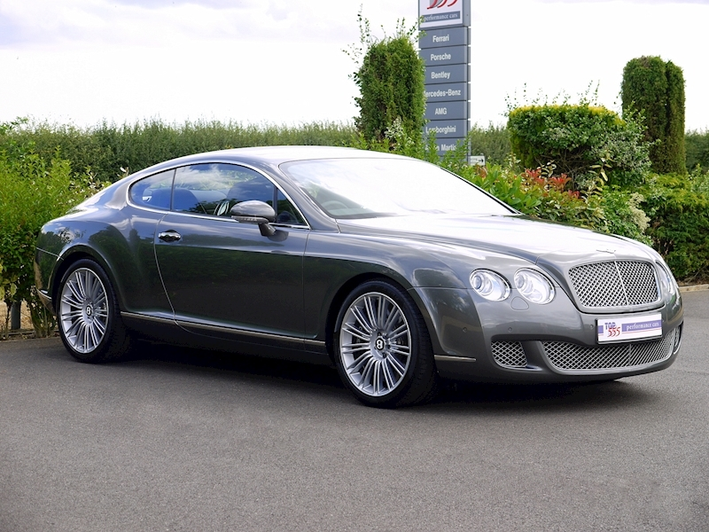 Bentley Continental GT 6.0 Speed - Large 16