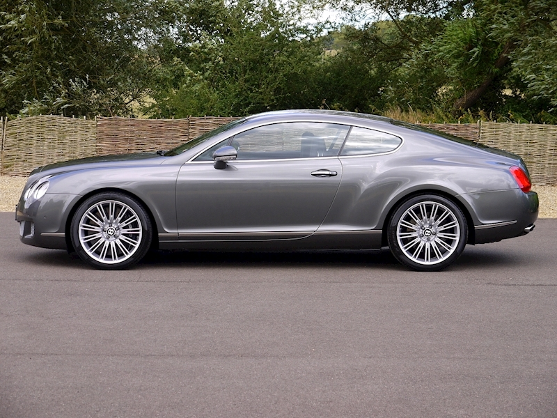Bentley Continental GT 6.0 Speed - Large 19