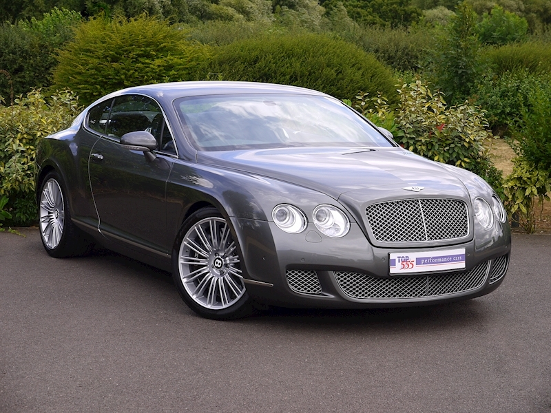 Bentley Continental GT 6.0 Speed - Large 22