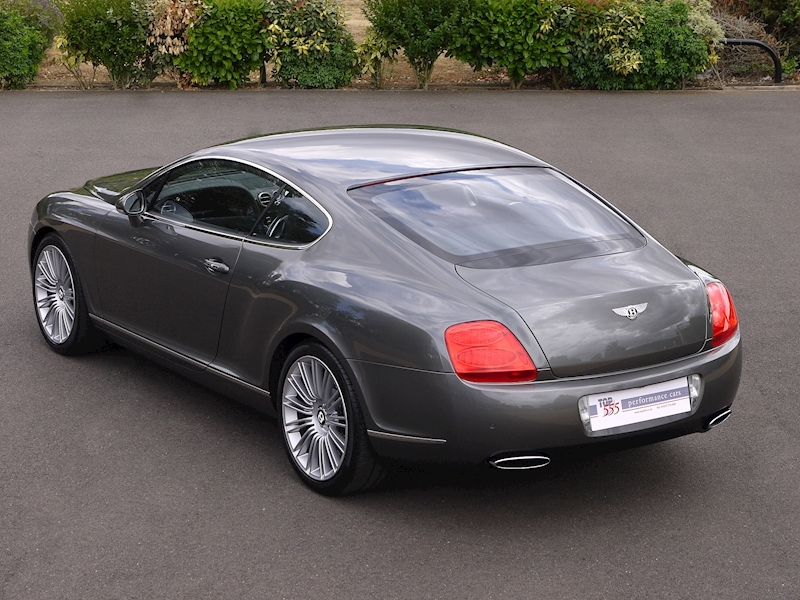 Bentley Continental GT 6.0 Speed - Large 30