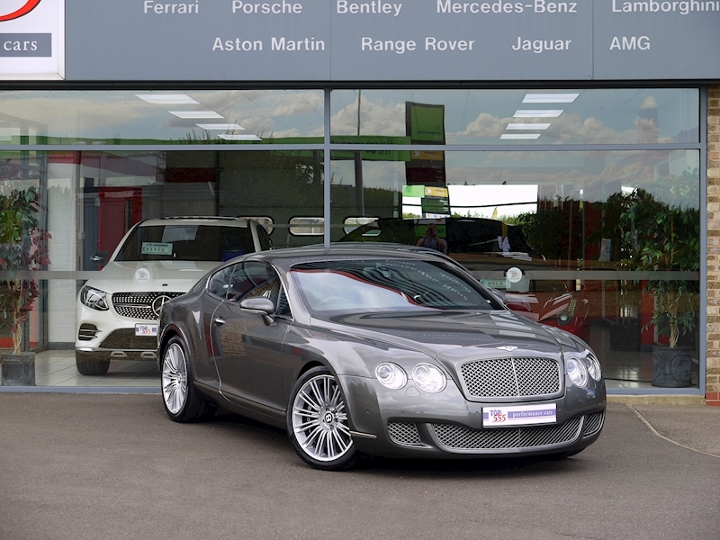 Bentley Continental GT 6.0 Speed - Large 32