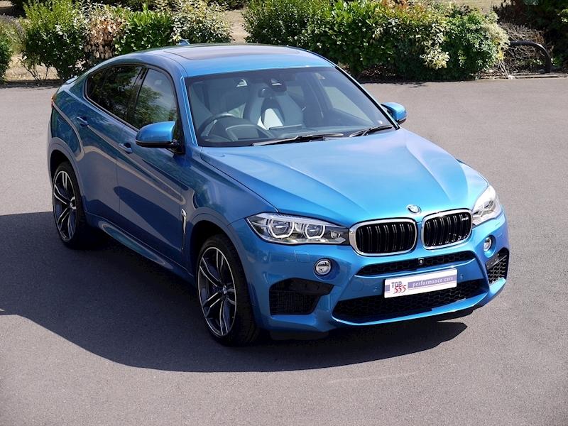 BMW X6M 4.4 Coupe - Large 0
